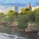 Благоустройство набережной Филёвской Поймы - проект утверждён